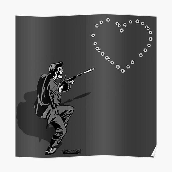44 Calibre Love Letter Poster