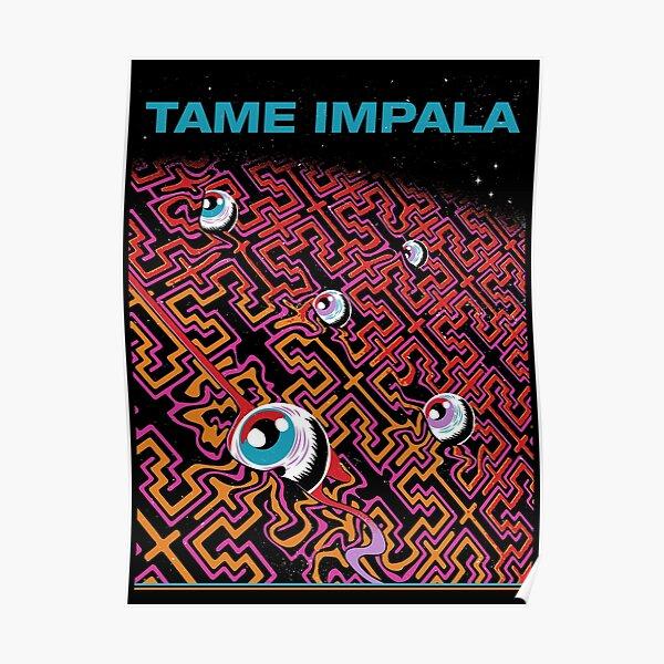 mata impala Poster