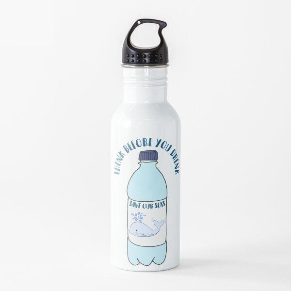 Sáltate el plástico Botella de agua