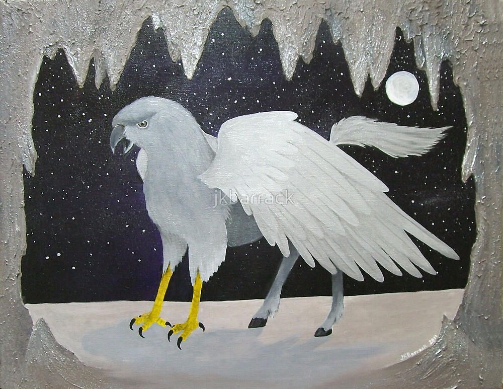 Hippogriff by Joann Barrack