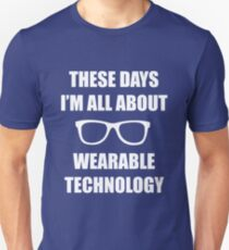Sonic Sunglasses - White Unisex T-Shirt