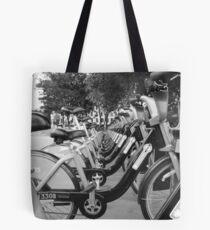 Boris's Bikes Tote Bag