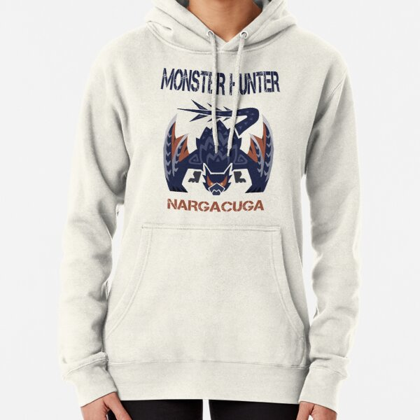 Monster Hunter Nargacuga Pullover Hoodie