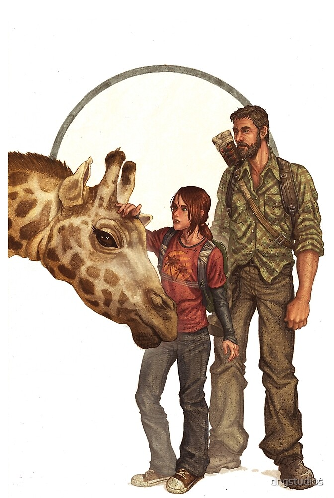 The Last of Us - Giraffe by dngstudios