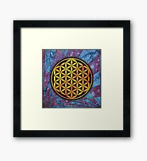Flower Of Life Framed Print