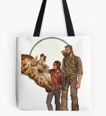 The Last of Us - Giraffe Tote Bag