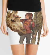 The Last of Us - Giraffe Mini Skirt
