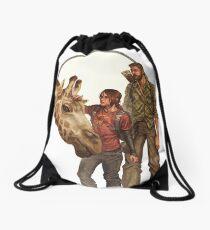 The Last of Us - Giraffe Drawstring Bag