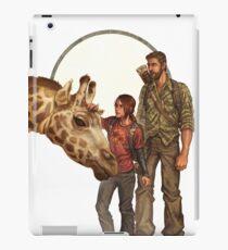 The Last of Us - Giraffe iPad Case/Skin