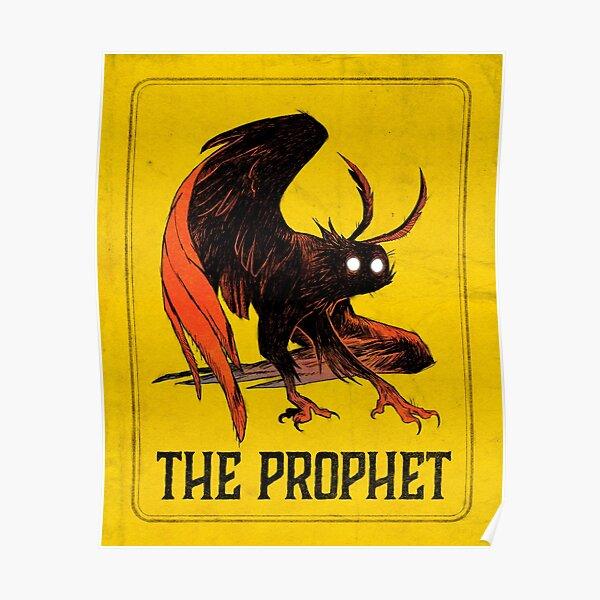 Mothman - The Prophet Poster