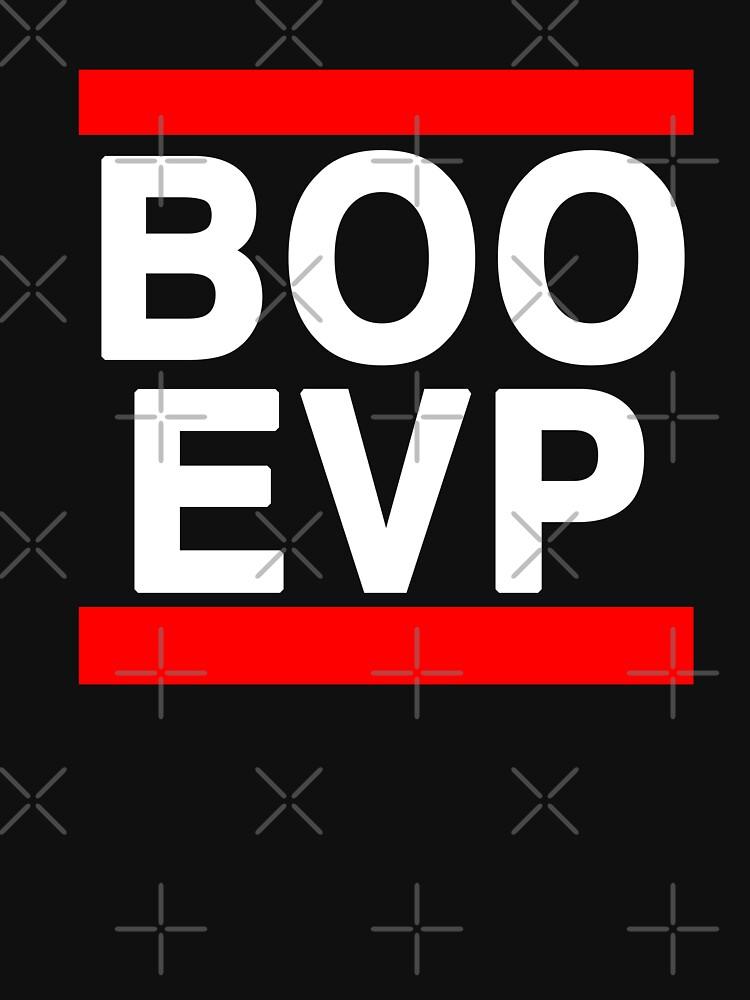 Ghost Hunting BOO EVP LogO by GhostlyWorld