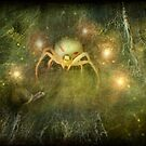 Brian and the Spider Queen... by polly470