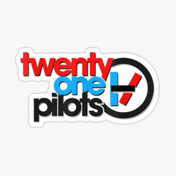 I'll Go With You Pilots Fun -Twenty One  Sticker