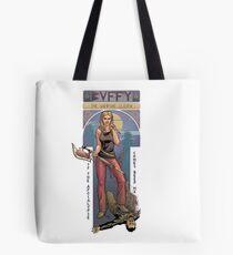 BUFFY THE VAMPIRE SLAYER - BEEP ME Tote Bag