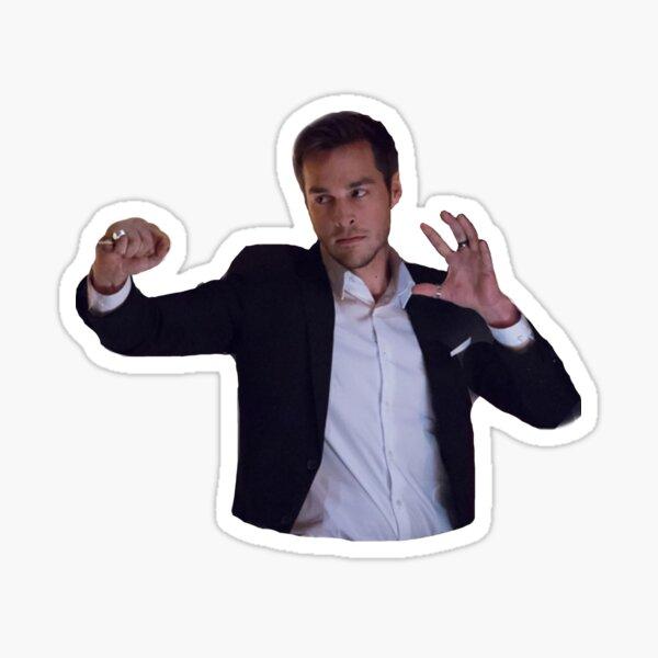 Kai Parker Sticker