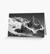 Cerro Torre Greeting Card