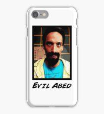 Evil Abed iPhone Case/Skin