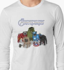 The Pugvengers T-Shirt