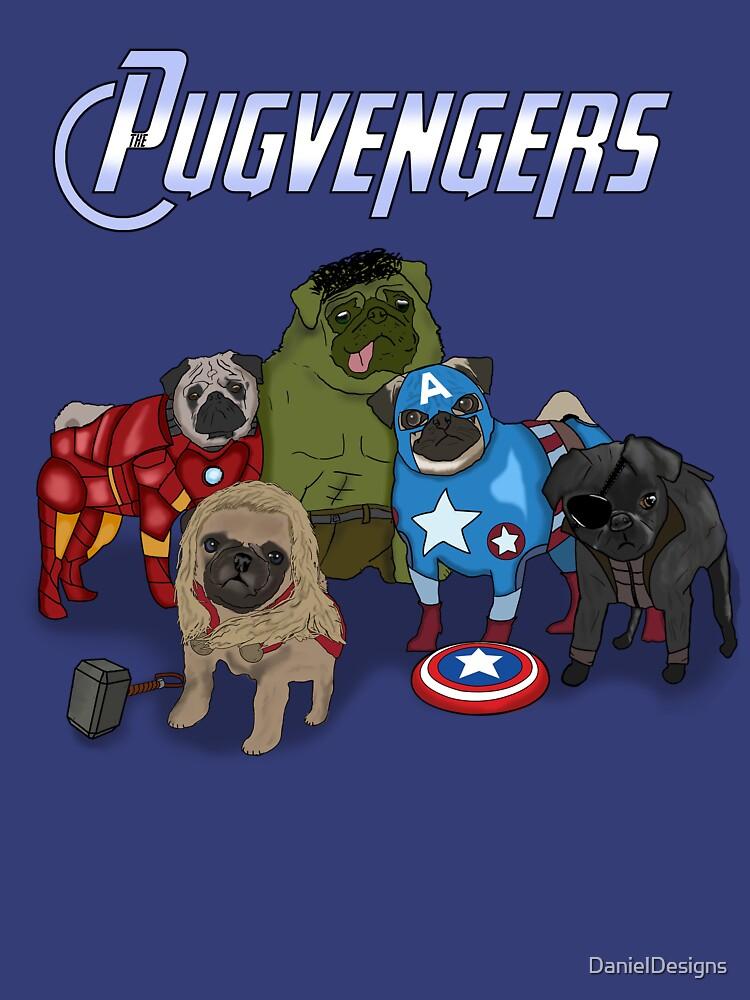 The Pugvengers | Unisex T-Shirt