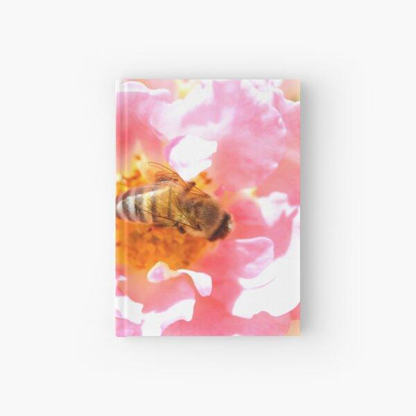Swimming in Pollen Hardcover Journal