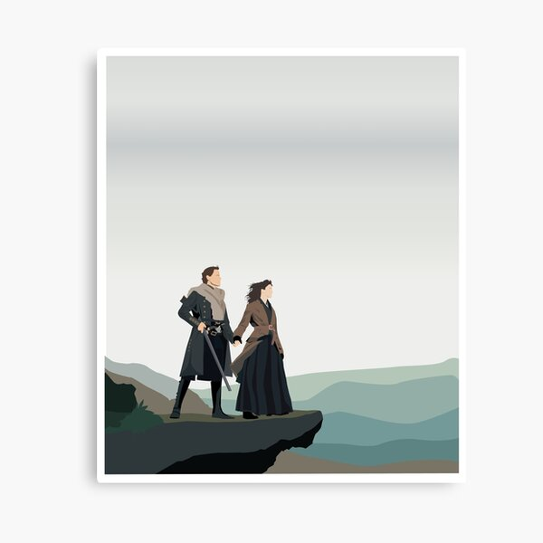 Outlander - Overlook Canvas Print