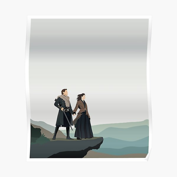 Outlander - Overlook Poster