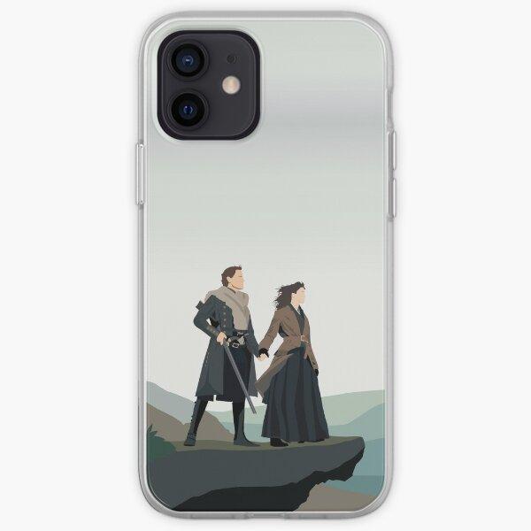 Outlander - Overlook Coque souple iPhone