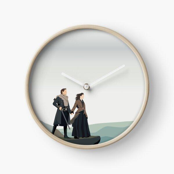 Outlander - Overlook Clock