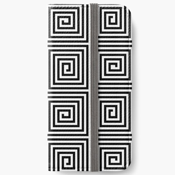 Optical Illusion iPhone Wallet