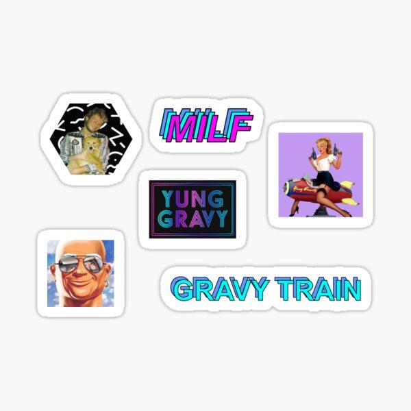 Yung Gravy Sticker Pack Stickers Sticker