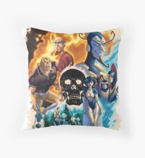 The Venture Bros.  Throw Pillow