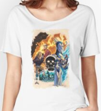 The Venture Bros.  Women's Relaxed Fit T-Shirt