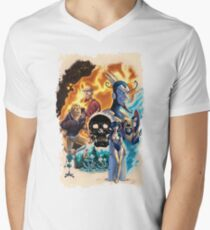 The Venture Bros.  Men's V-Neck T-Shirt
