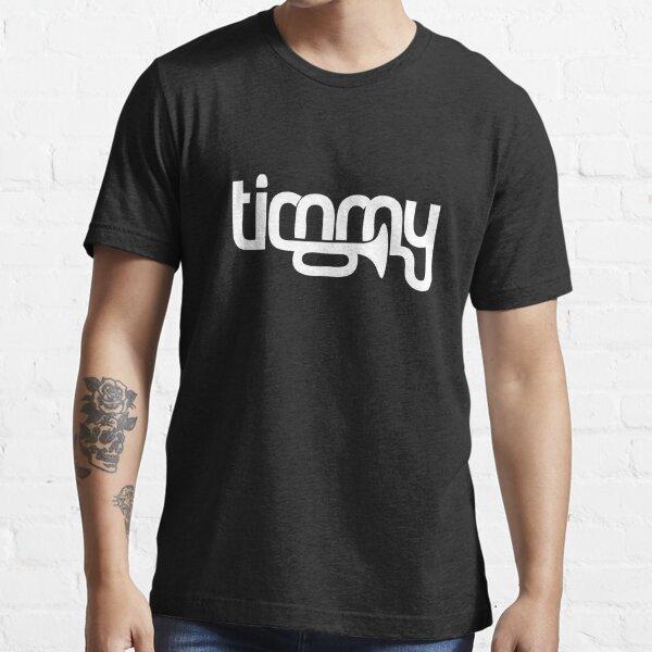 Best-seller - Timmy Trumpet Logo Merchandise T-shirt essentiel