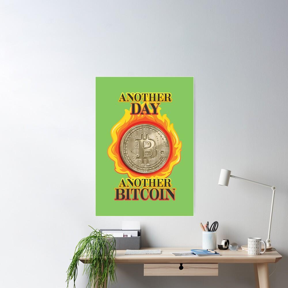 Bitcoin Investor. Poster