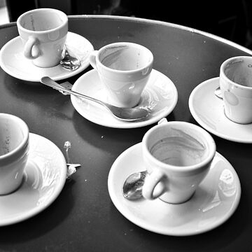 Five cups. by vicpug