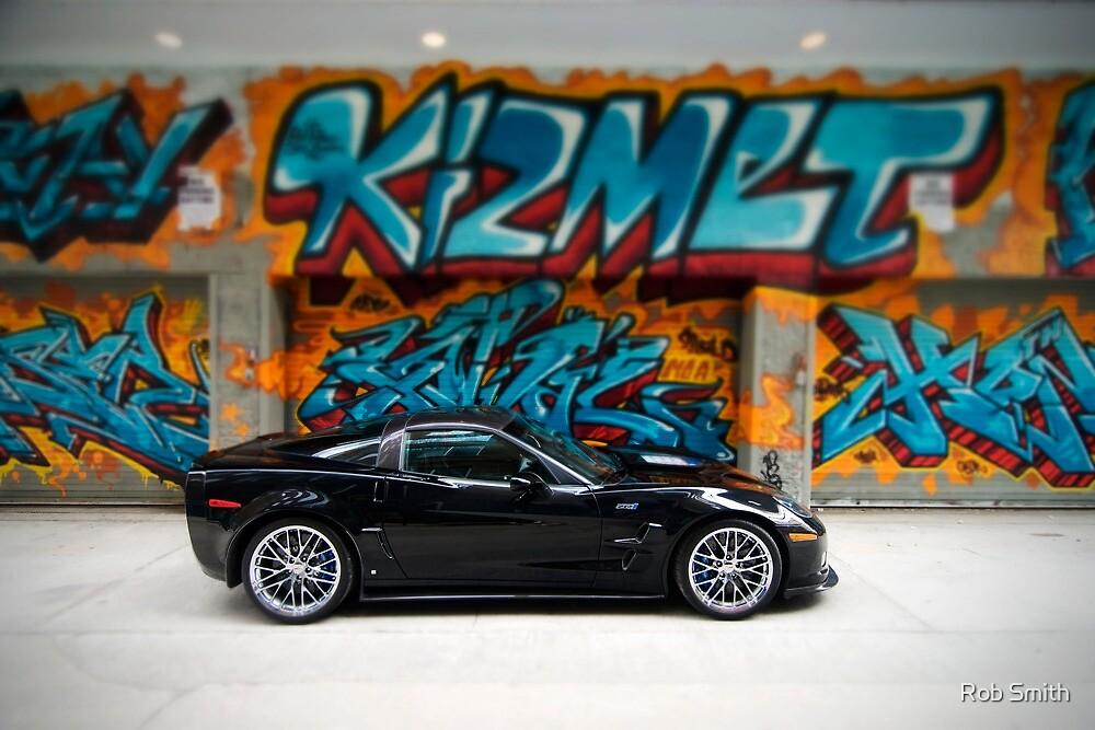 ZR1 - Hot Wheels by Rob Smith