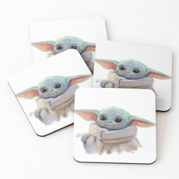 baby Coasters (Set of 4)