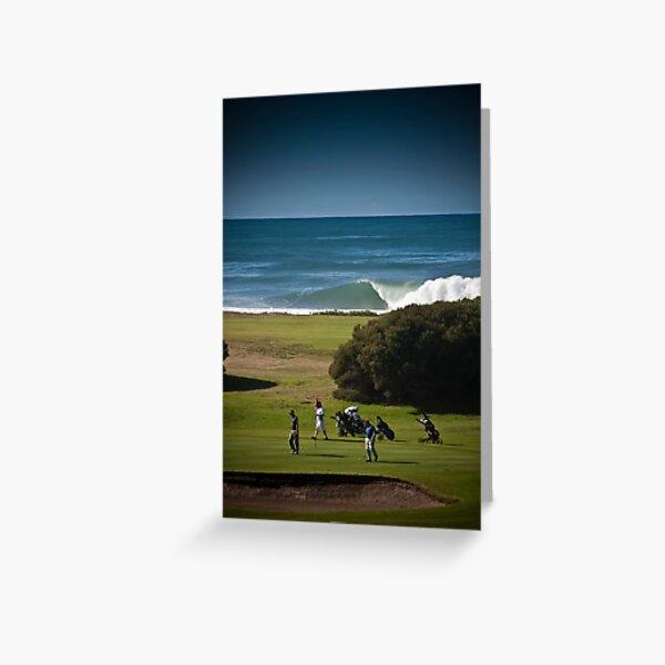 Wollongong Golf Club Greeting Card