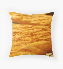 French Baguette If you like, please purchase, try a cell phone cover thanks Throw Pillow