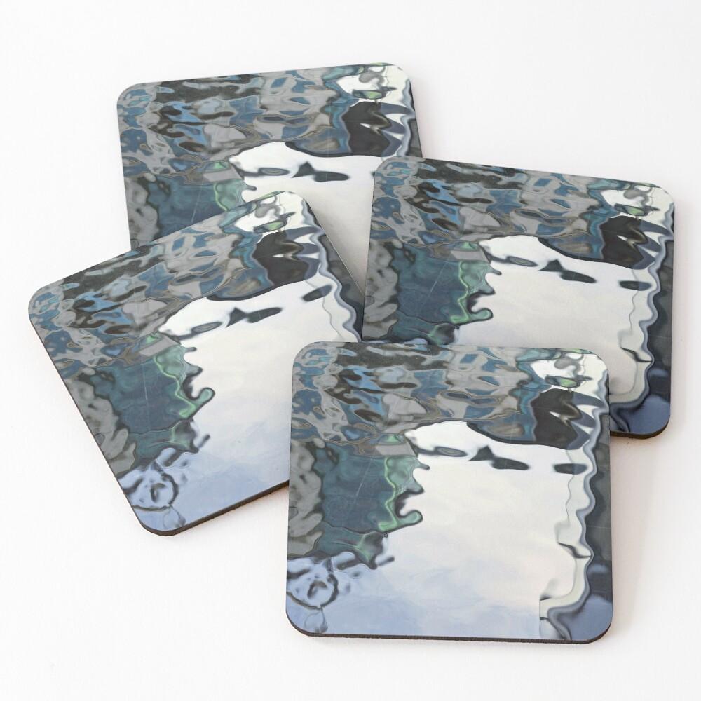 Reflection 1 Coasters (Set of 4)