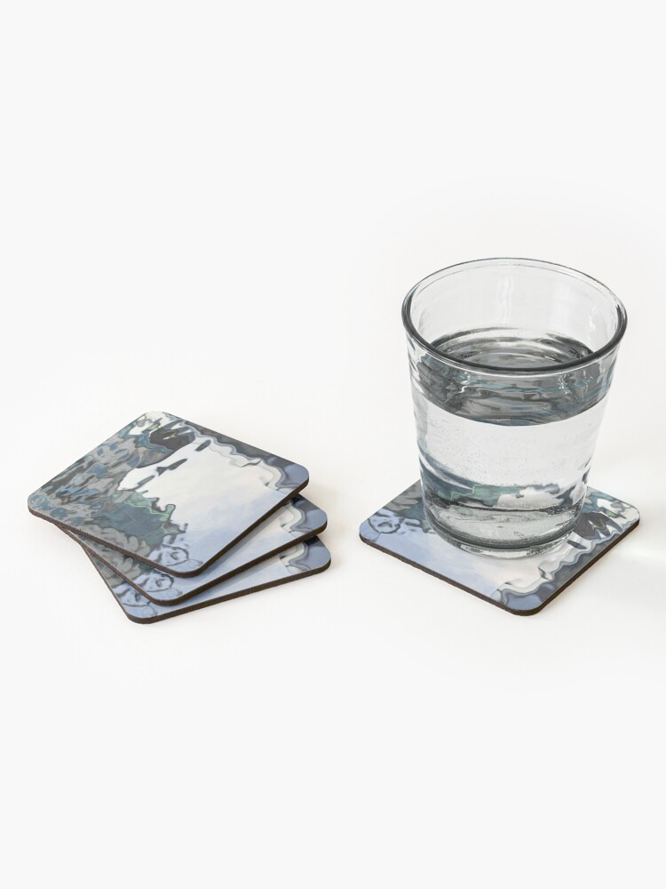 Alternate view of Reflection 1 Coasters (Set of 4)