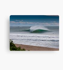 Wollongong City Beach Canvas Print