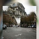 The edge of my eye on Paris 6 by fuatnoor