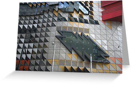Building Facade by Maggie Hegarty