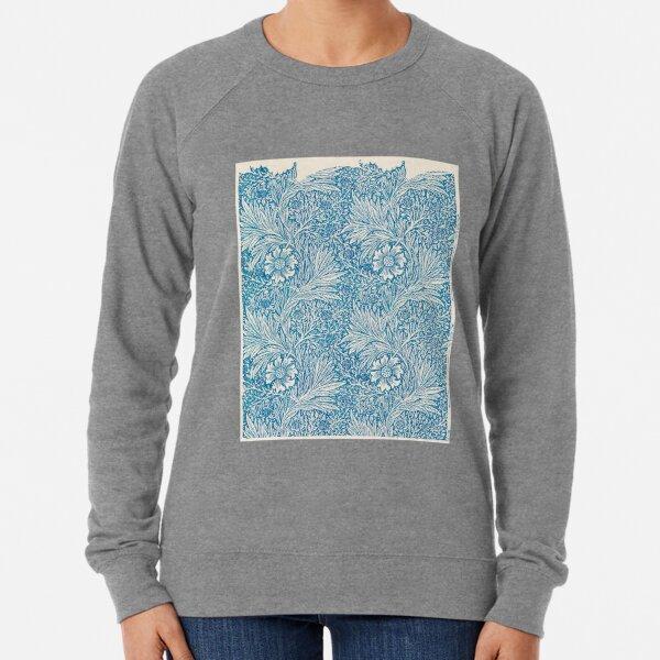 William Morris Pattern - Flowers & Leaves Lightweight Sweatshirt