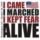 Kept Fear Alive - Light by LTDesignStudio