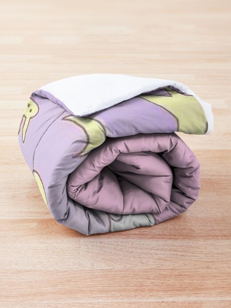 Alternate view of Sailor Moon - Play Game Usagi's Bed Comforter Comforter