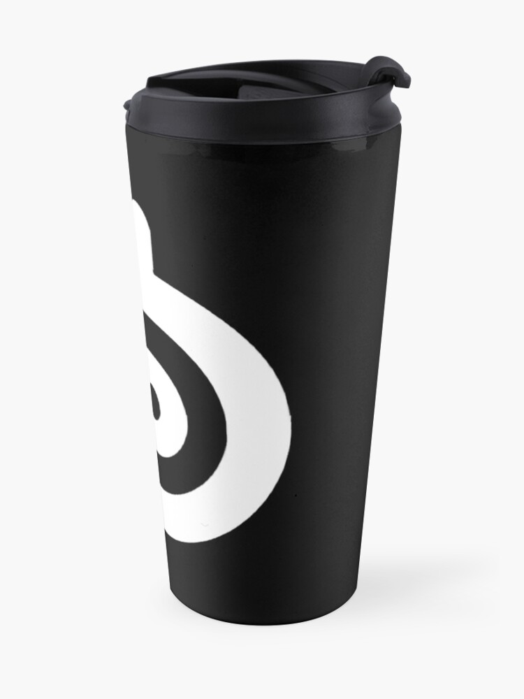 Alternate view of SteelSeries Logo Travel Mug