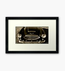 Austin Healey 3000 Mark II Framed Print